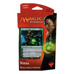 Planeswalker's Deck - Hour of Devastation ITA - Magic The Gathering - Nissa