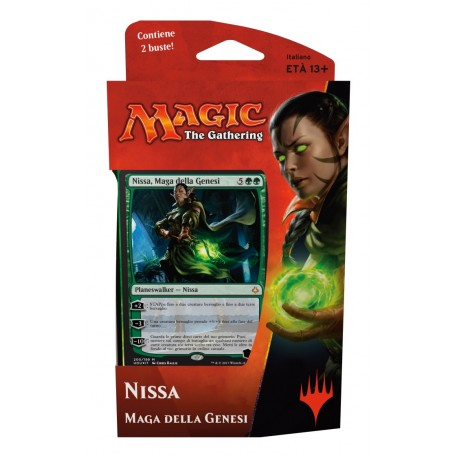 Mazzo Planeswalker - L'Era della Rovina ITA - Magic The Gathering - Nissa