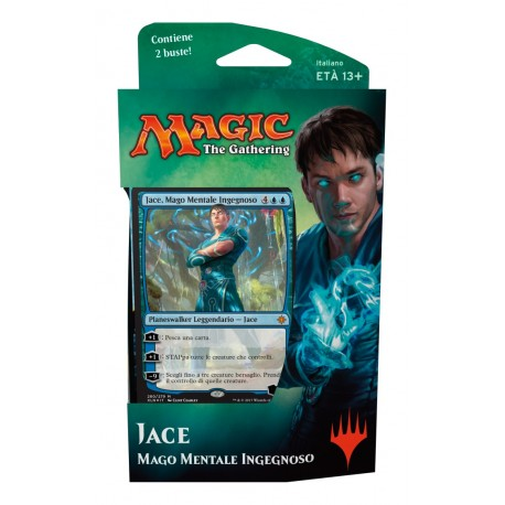 Planeswalker's Deck - Ixalan ITA - Magic The Gathering - Jace