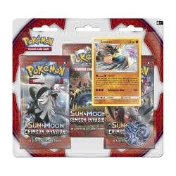 Blister of 3 Boosters of 10 Cards - Evolutions - ENG - Pokemon