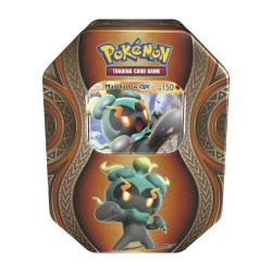 Tin 2017 ENG - Pokemon - Mysterious Powers - Marshadow-GX