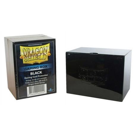 Porta Mazzo Gaming Box - Dragon Shield - Nero
