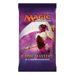 Busta da 15 Carte - Iconic Masters ENG - Magic The Gathering