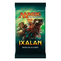 Busta da 15 Carte - Ixalan ITA - Magic The Gathering