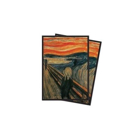 65 Sleeves Standard - Ultra Pro - Fine Art - The Scream
