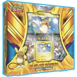 Alolan Raichu Collection Box - Pokemon ENG