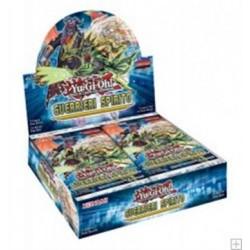 Box di 24 Buste - Guerrieri Spirito ITA - Yu-Gi-Oh
