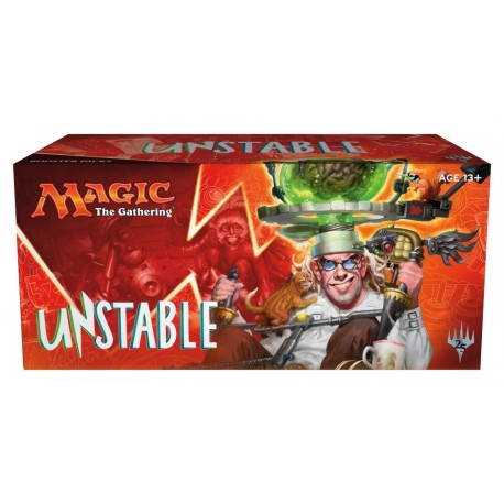 Box of 36 boosters - Unstable ENG - Magic The Gathering