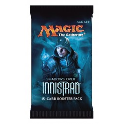 Booster of 15 Cards - Shadows over Innistrad ENG - Magic The Gathering
