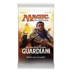 Busta da 15 Carte - Giuramento dei Guardiani ITA - Magic The Gathering