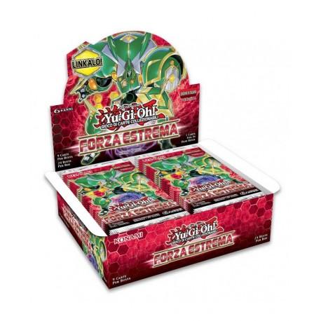 Box of 24 boosters - Extreme Force ITA - Yu-Gi-Oh