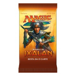 Busta da 15 Carte - Rivali di Ixalan ITA - Magic The Gathering