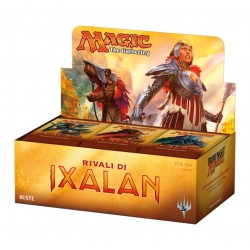 Box di 36 Buste - Rivali di Ixalan ITA - Magic The Gathering
