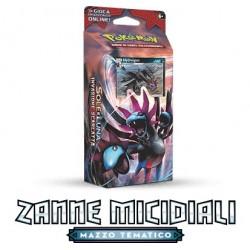 Mazzo Tematico - Zanne Micidiali - Pokemon ITA - Sole & Luna - Invasione Scarlatta - Hydreigon