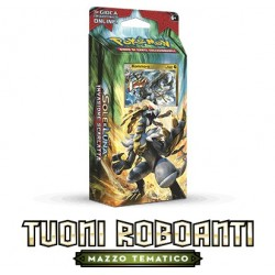 Theme Deck - Clanging Thunder - Pokemon ITA - Sun & Moon - Crimson Invasion - Kommo-o