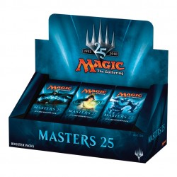 Busta da 15 Carte - Master 25 ENG - Magic The Gathering