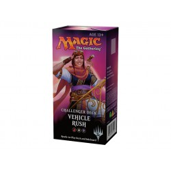 Challenger Deck - Vehicle Rush - Magic The Gathering - ENG