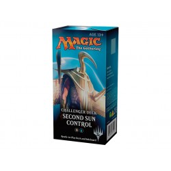 Challenger Deck - Second Sun Control - Magic The Gathering - ENG
