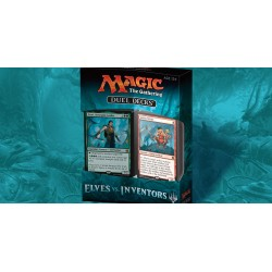 Mazzo Duel Decks - Elves vs. Inventors ENG - Magic The Gathering