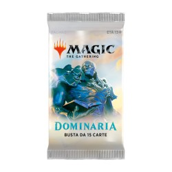 Busta da 15 Carte - Dominaria ITA - Magic The Gathering