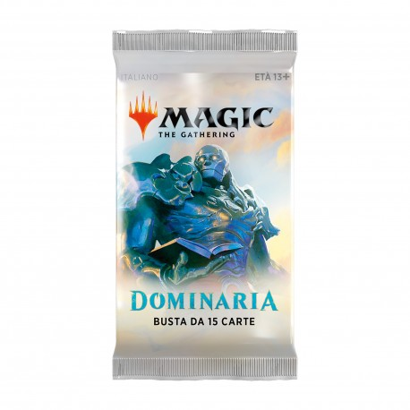 Booster of 15 Cards - Dominaria ITA - Magic The Gathering