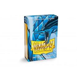 60 Bustine Protettive Small Matte - Dragon Shield - Blu Cielo