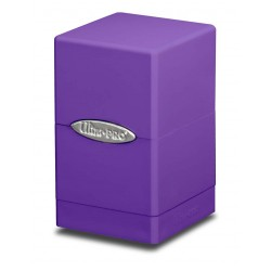 Deck Box Satin Tower - Ultra Pro - Purple
