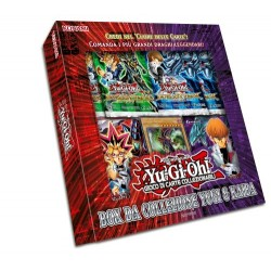 Box Da Collezione Yugi & Kaiba 2018 - Yu-Gi-Oh ITA