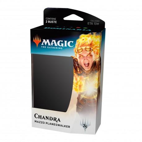 Mazzo Planeswalker - Dominaria ITA - Magic The Gathering - Chandra