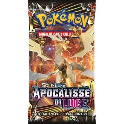 Busta da 10 Carte - Sole & Luna - Apocalisse di Luce - ITA - Pokemon