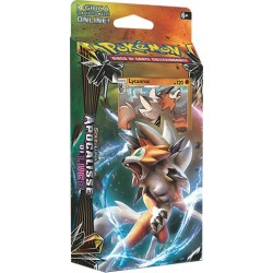 Mazzo Tematico - Crepuscolo Ferale - Pokemon ITA - Sole & Luna - Apocalisse di Luce - Lycanroc