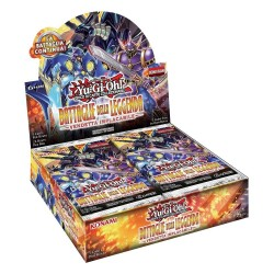 Box di 24 Buste - Battaglie della Leggenda: Vendetta Implacabile ITA - Yu-Gi-Oh