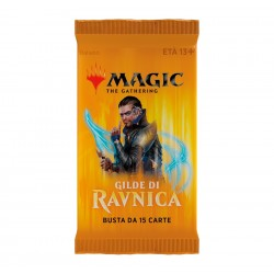 Busta da 15 Carte - Gilde di Ravnica ENG - Magic The Gathering