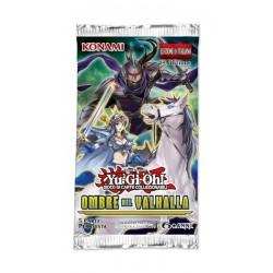 Booster of 9 Cards - Shadows In Valhalla ITA - Yu-Gi-Oh - 1st Edition