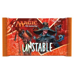 Booster of 15 Cards - Unstable - Magic The Gathering