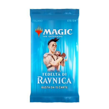 Busta da 15 Carte - Fedeltà di Ravnica ENG - Magic The Gathering