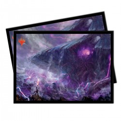 100 Bustine Protettive Standard - Ultra Pro - MTG - Ultimate Masters - Through the Breach