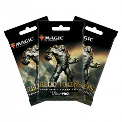 Relic Token Lineage Collection - Magic The Gathering