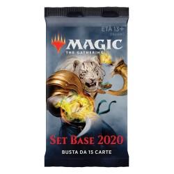 Busta da 15 Carte - Set Base 2020 ENG - Magic The Gathering