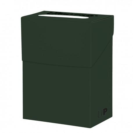 Porta Mazzo Deck Box - Ultra Pro - Verde Foresta