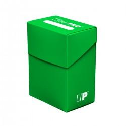 Porta Mazzo Deck Box - Ultra Pro - Verde Lime
