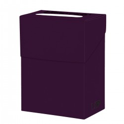 Deck Box - Ultra Pro - Plum