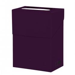 Porta Mazzo Deck Box - Ultra Pro - Plum
