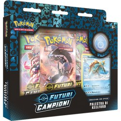 Collection Turffield Gym Box ITA - Champion's Path - Pokemon