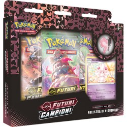 Collection Steamington Gym Box ITA - Champion's Path - Pokemon