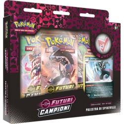 Collezione Palestra di Spikeville Box ITA - Futuri Campioni - Pokemon