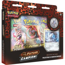 Collection Knuckleburgh Gym Box ITA - Champion's Path - Pokemon