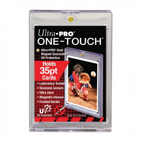 1 One-Touch 35PT Magnetic Holder - Ultra Pro - Clear