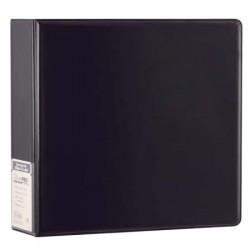Binder - 3 Rings - Plain Album - Ultra Pro - Black