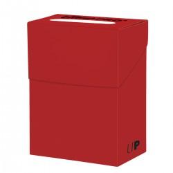 Porta Mazzo Deck Box - Ultra Pro - Rosso